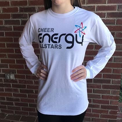 Energy Quote Long Sleeve Tee