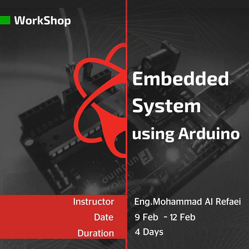 Embedded system using Arduino workshop