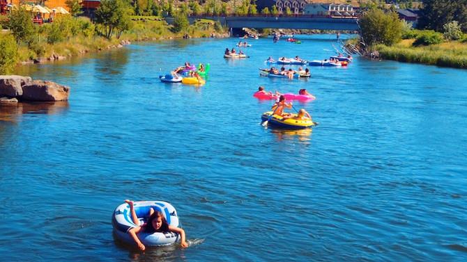Summer Fun in Bend, Oregon