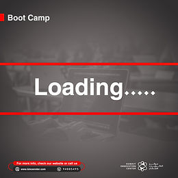 Loading next Boot Camp
