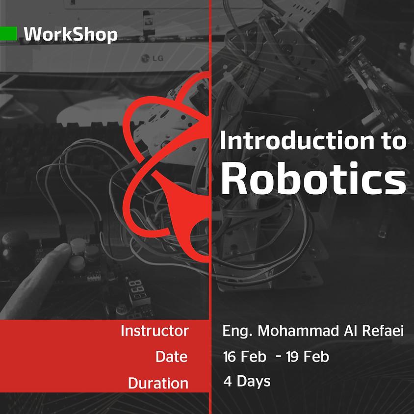 Introduction to Robotics workshop