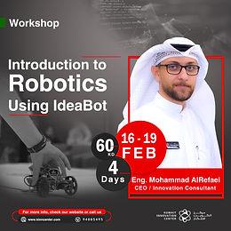 Introduction to Robotics using IdeaBot