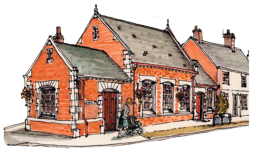 Deddington Library Watercolour.jpg