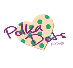 Polka Dots Hair Design