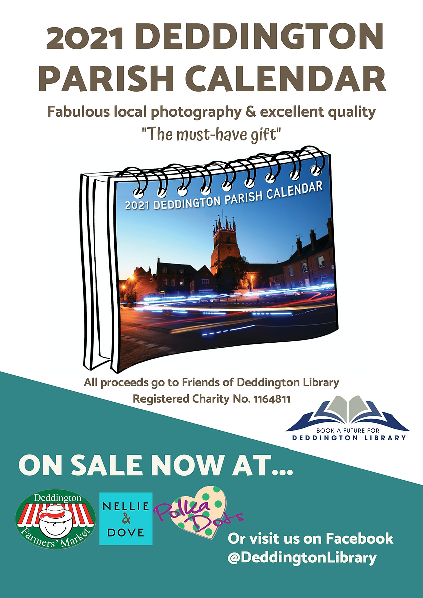 2021 Deddington Parish Calendar