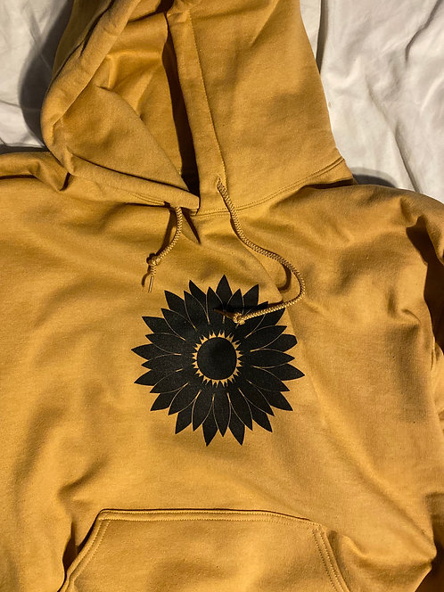 Sunflower Old Gold Hoodie