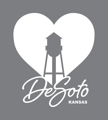 Love De Soto Decal