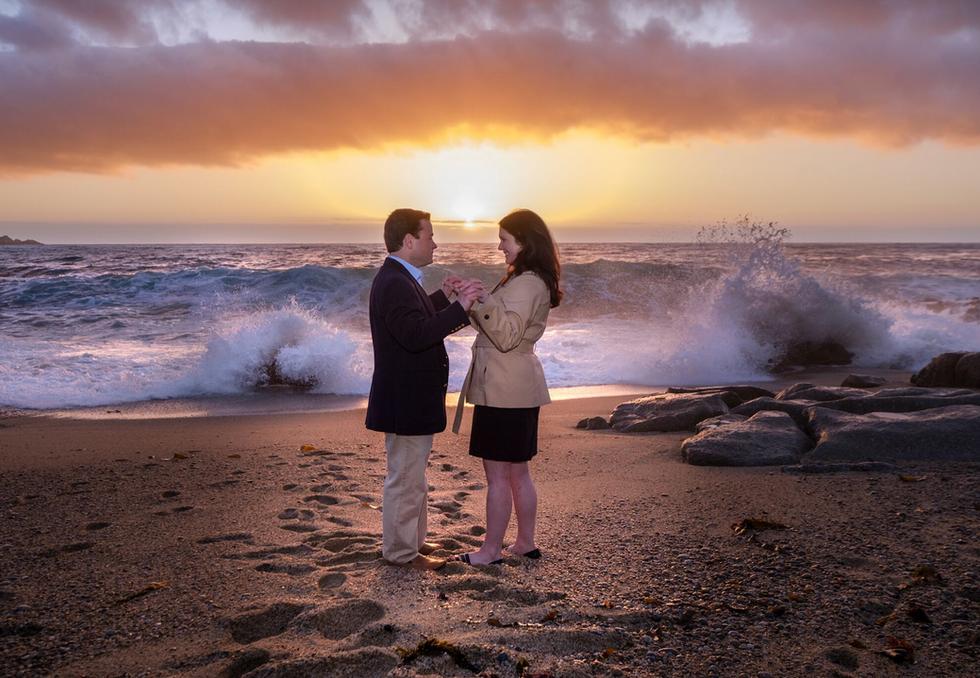 Engagement Photo by Manny Espinoza Photo
