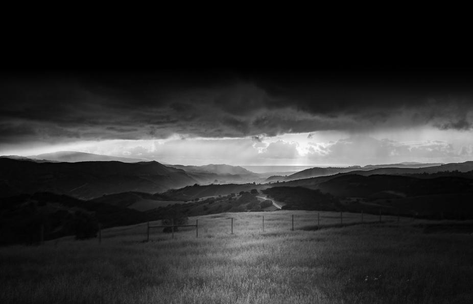 Albatross Ridge View by Manny Espinoza P
