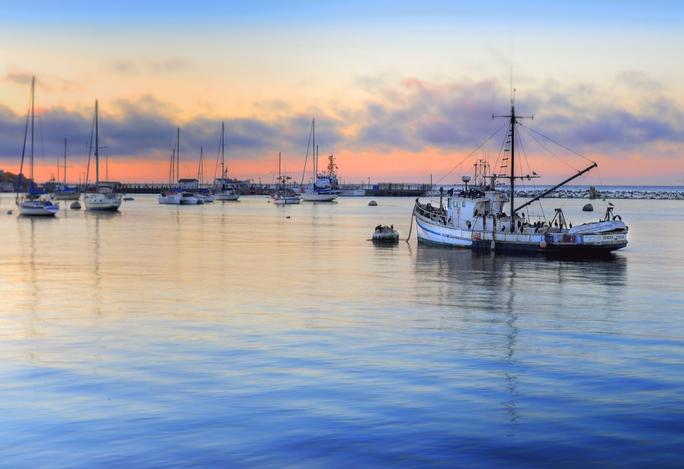 Monterey Harbor by Manny Espinoza Photog
