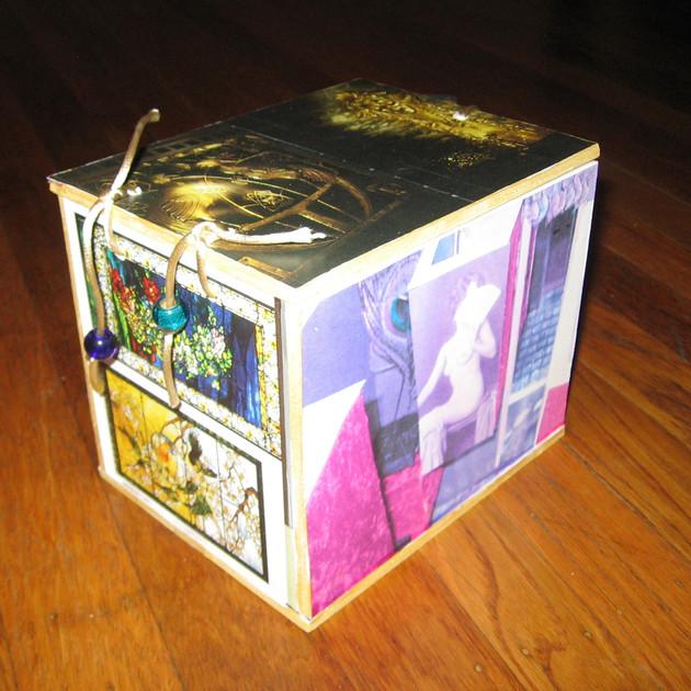 Art Nouveau Gift Box