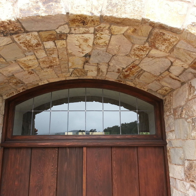 Transom in the Preserve, Different Perspective
