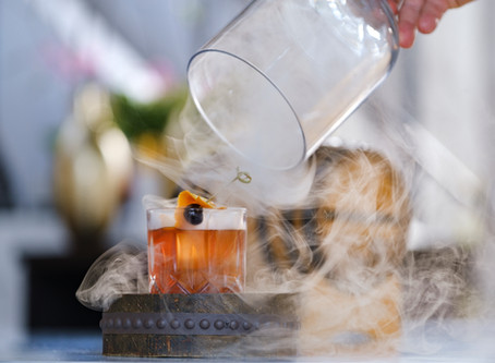 About the Shot:  Seventh & Dolores Smoked Old Fashioned