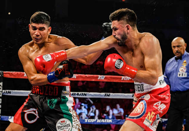 Boxing Champion Jose Ramirez by Manny Espinoza Photography