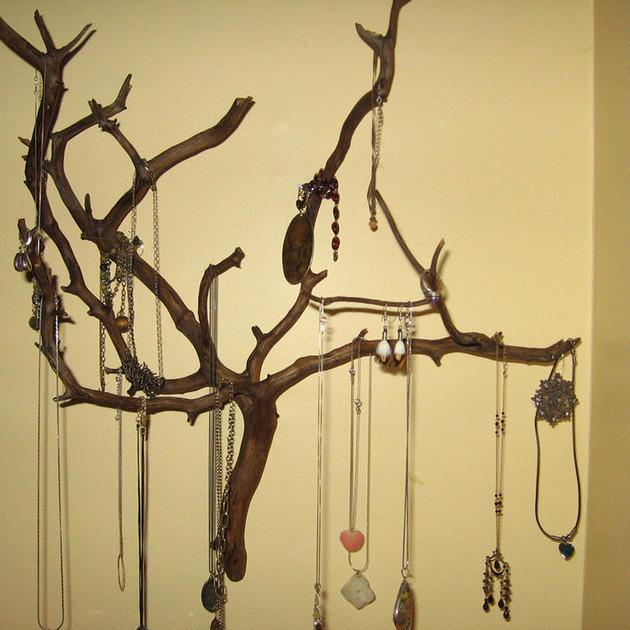 Manzanita Jewelry Tree