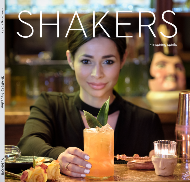 Shakers Cover by Manny Espinoza Photogra