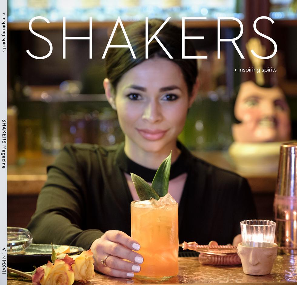 Shakers Cover by Manny Espinoza Photogra