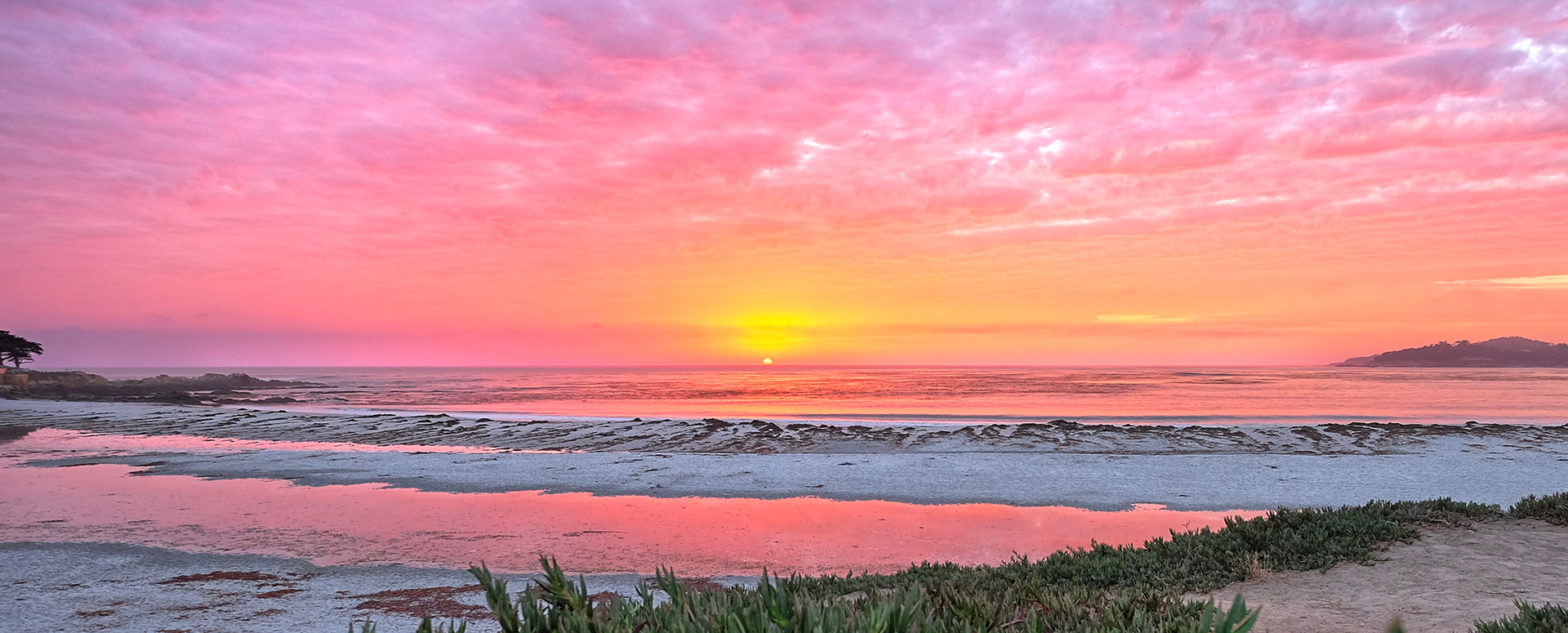 carmel Sunset by Manny Espinoza Photogra