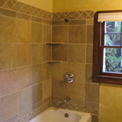 Renovated Berkeley Bathroom