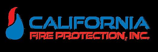 California Fire Protection Logo