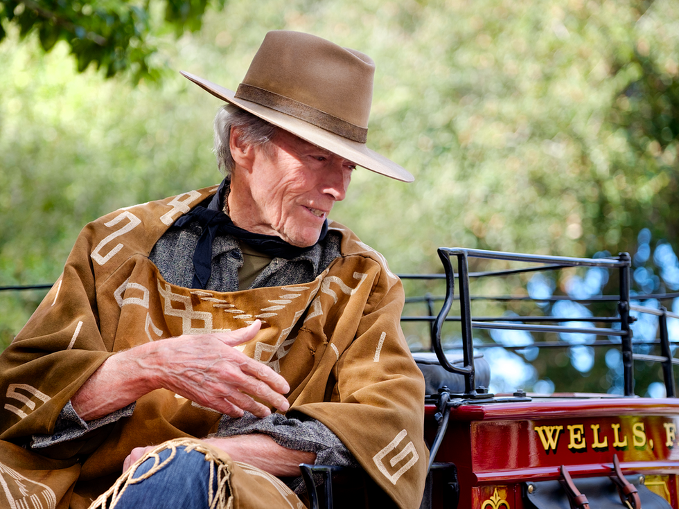 Clint Eastwood by Manny Espinoza Photogr
