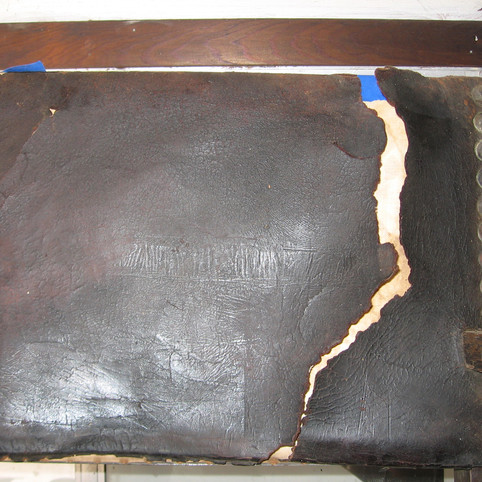 Cracked Leather/Gustave Stickly