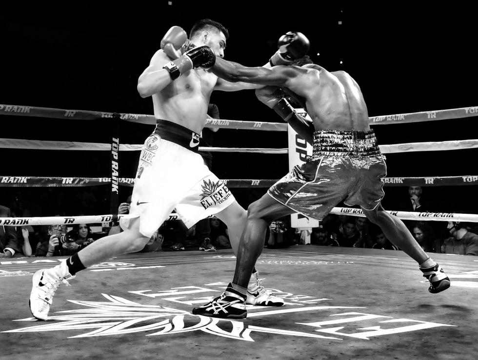Jose Ramirez by Manny Espinoza Photograp