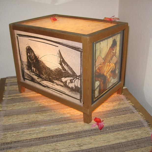 Nico Vrielink Light Box