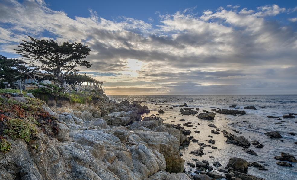 Carmel Point Sunset by Manny Espinoza Ph