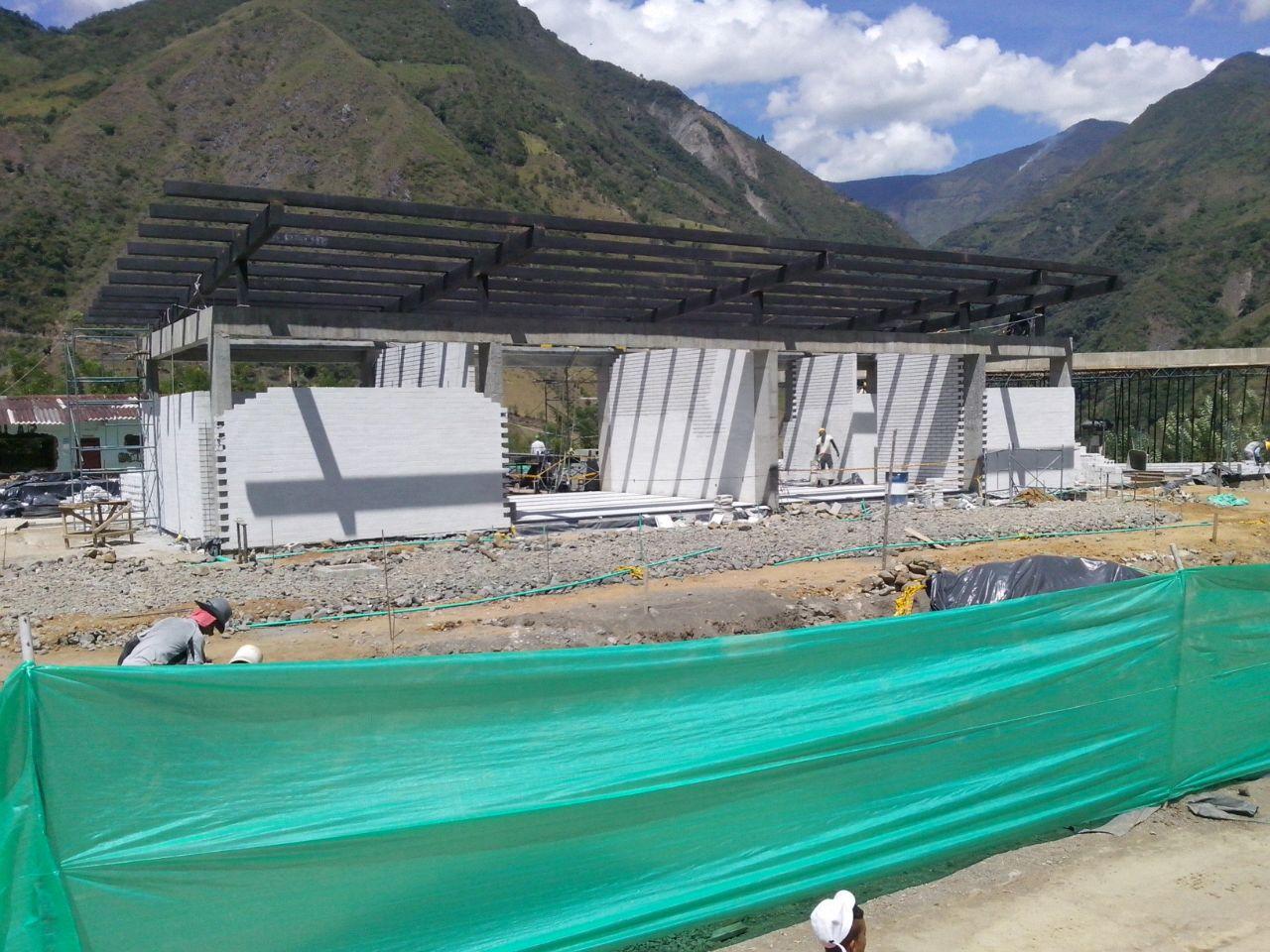 Proceso construcción agosto
