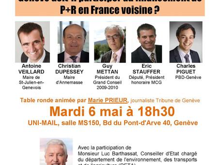 Table Ronde du 6 mai 2014 - Uni-Mail-Genève