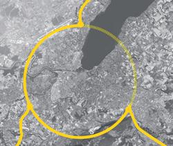 Genève votera le 5 juin sur l'avenir de la mobilité de l'agglomération du Grand Genève.