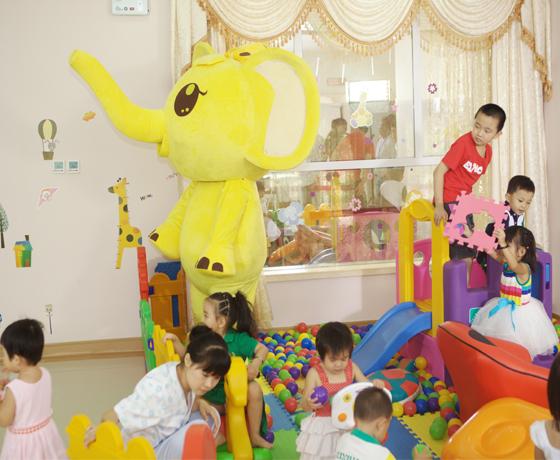Elizabeth Hospital Children Area
