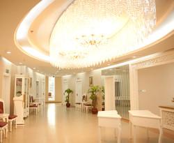 Reception of International Medical Center