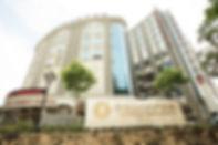 広州エリザベス産婦人科びょ病院の前門