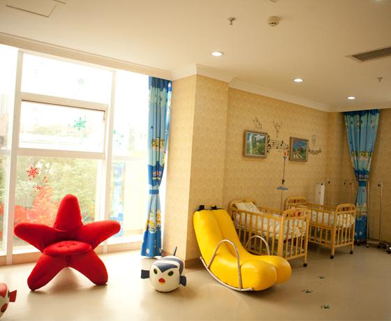 Elizabeth Hospital Children Infusion  Area