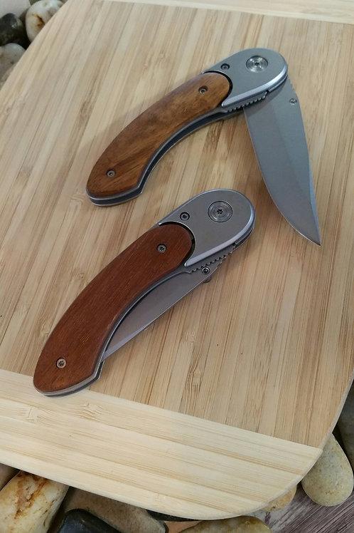 Rosewood knife
