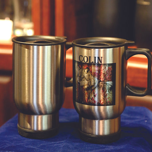 Stainless Sublimated Mug