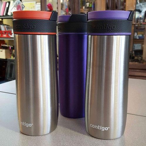 Stainless Steel Contigo Travel Mug