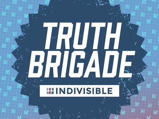 Fight Disinformation: Join the Indivisible Truth Brigade!