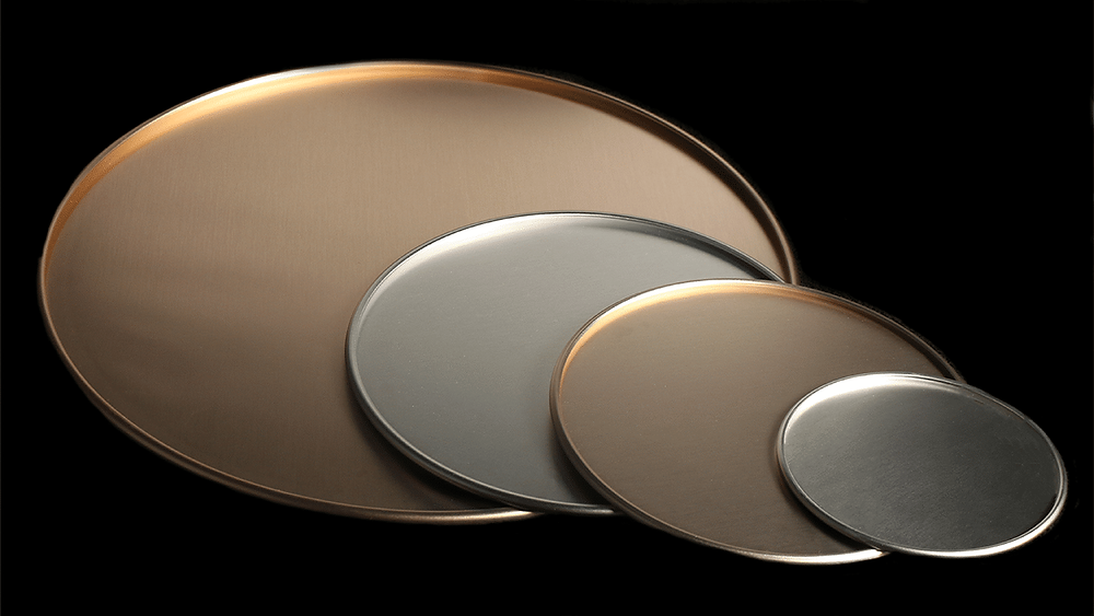 Aluminum Panels crafted for the artist