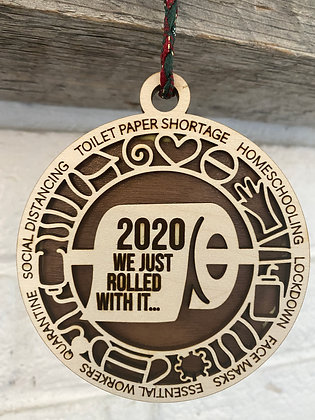 2020 COMMEMRATIVE ORNAMENT