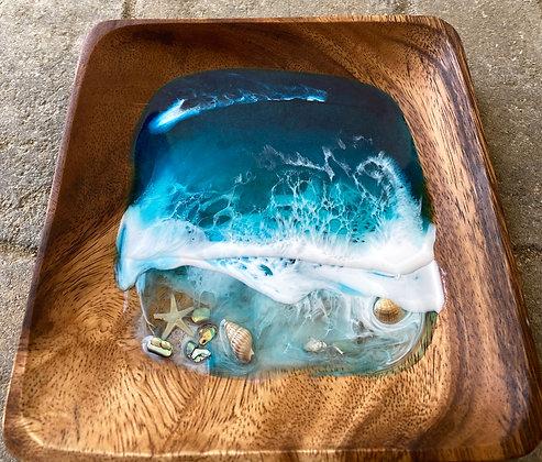 OCEAN TRINKET TRAY
