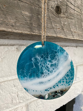 OCEAN CHRISTMAS ORNAMENT