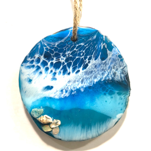 home decor holiday beach theme ornaments