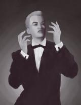 Storme DeLaverie, famous Queer icon