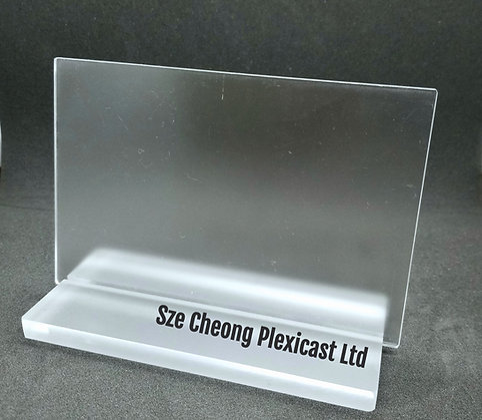 Anti-glare acrylic sheet (AG-000)