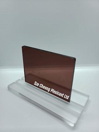 Transparent Brown (5550) acrylic