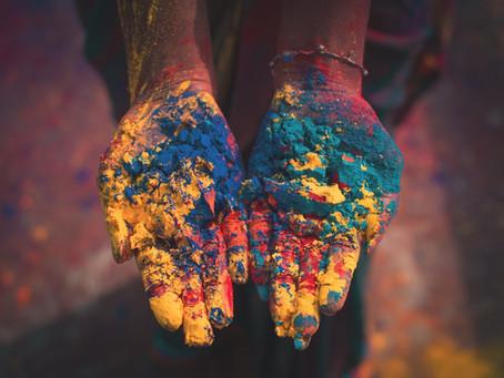 Holi: The festival of colours