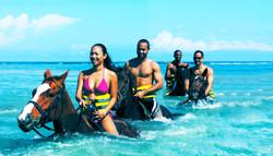 Chukka Horseback Ride